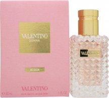 Valentino Donna Acqua Eau de Toilette 30ml Spray Eau de Toilette Valentino