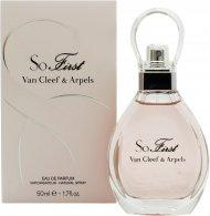 Van Cleef & Arpels So First Eau de Parfum 50ml Spray Eau de Parfum Van Cleef & Arpels