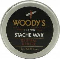 Woody's Stache Wax 14g - Neutural Barberings Udstyr Woody's