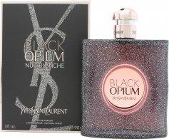 Yves Saint Laurent Black Opium Nuit Blanche Eau de Parfum 90ml Spray Eau de Parfum Yves Saint Laurent