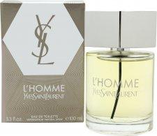 Yves Saint Laurent L'Homme Eau de Toilette 100ml Spray Eau de Toilette Yves Saint Laurent