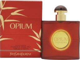 Yves Saint Laurent Opium Eau de Toilette 50ml Spray Eau de Toilette Yves Saint Laurent