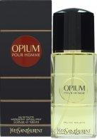 Yves Saint Laurent Opium for Men Eau de Toilette 100ml Spray Eau de Toilette Yves Saint Laurent