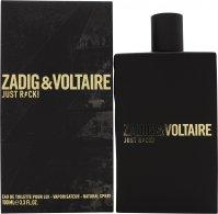 Zadig & Voltaire Just Rock! for Him Eau de Toilette 100ml Spray Eau de Toilette Zadig & Voltaire