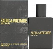 Zadig & Voltaire Just Rock! for Him Eau de Toilette 30ml Spray Eau de Toilette Zadig & Voltaire
