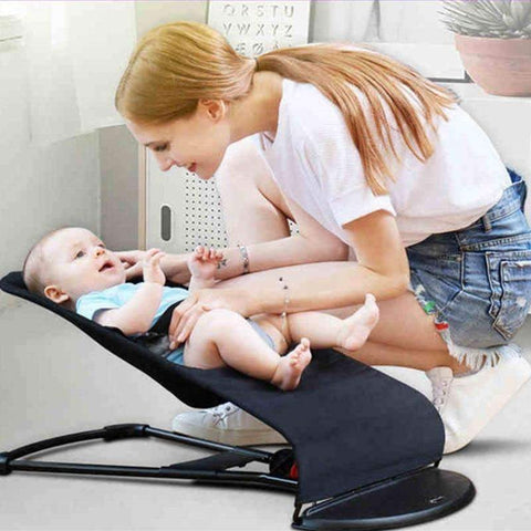 Baby Bouncer Seat - Best Infant Chair Swing - Zapiu