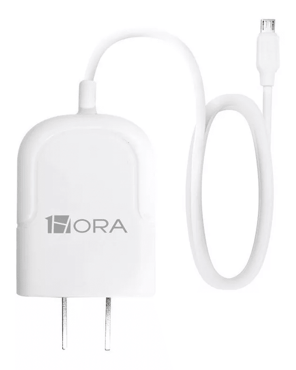 Adaptador de pared micro USB 2 Amperes