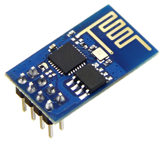 Modulo WiFi ESP8266 Inalambrico Serial