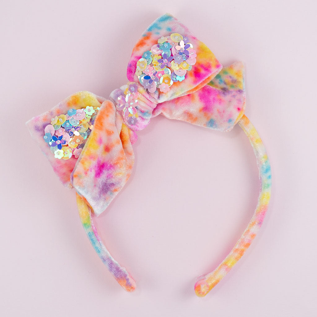 BOUQUET  HEADBAND