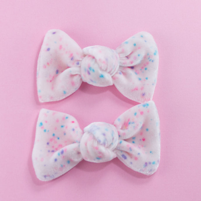 DARLING PIGTAIL SET // CONFETTI