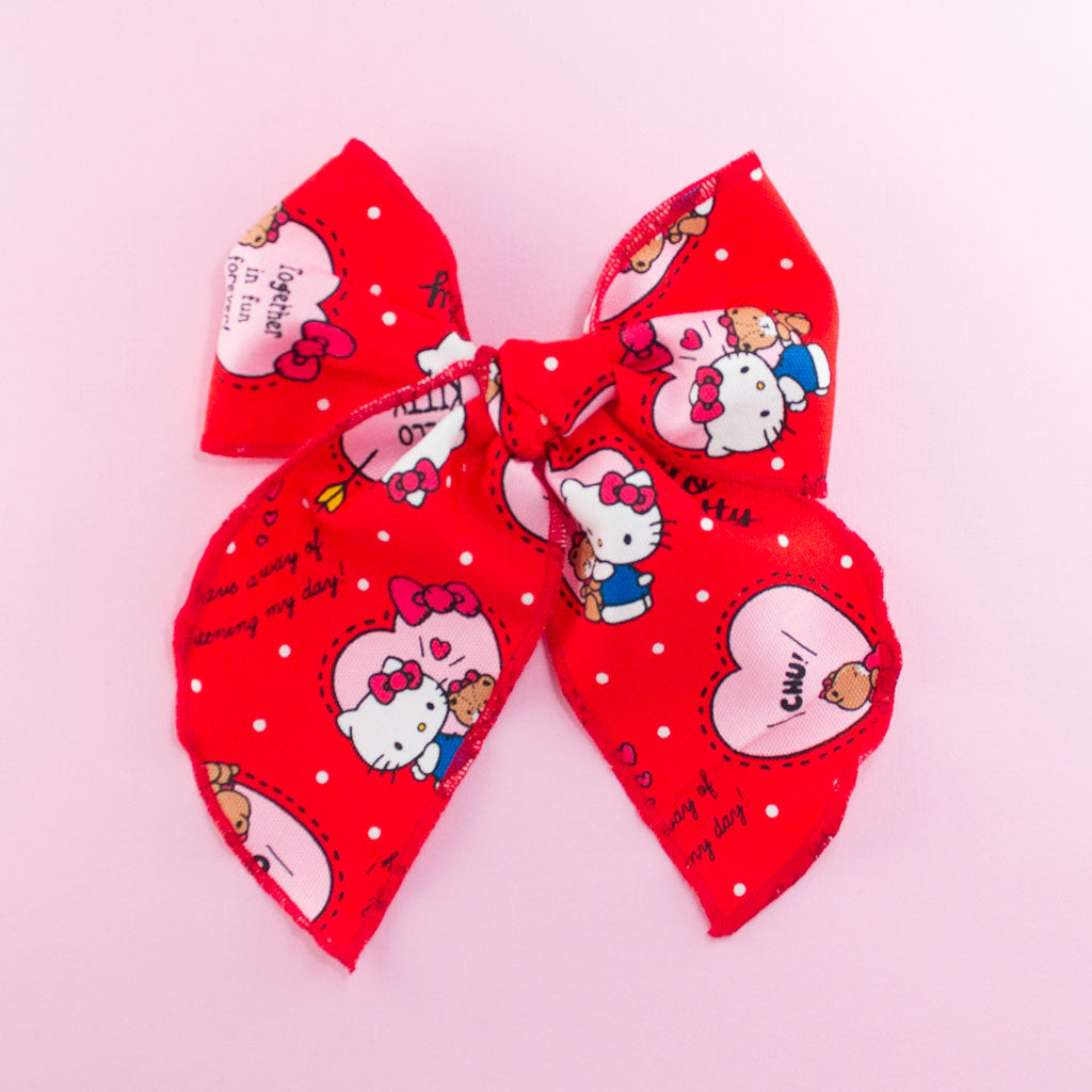 FAIRY // HELLO KITTY RED