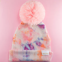 Load image into Gallery viewer, TIE DYE BEANIE // HEY, SWEETIE!