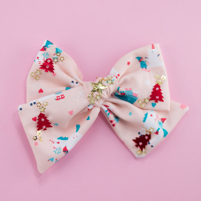Unicorn Joy Bow