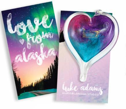 Alaska Small Heart Set