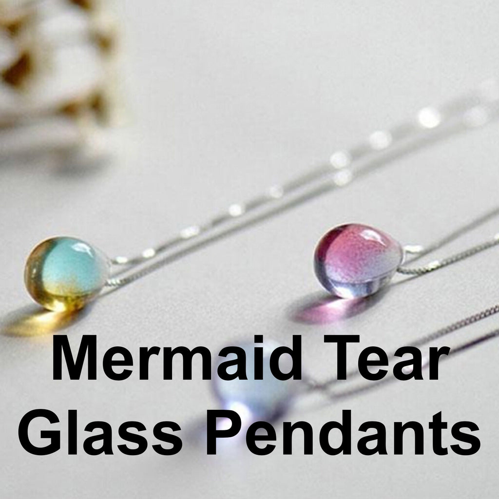 Mermaid Tear Pendants Special