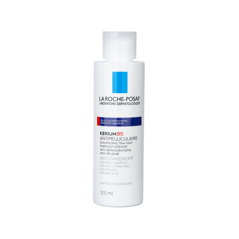 KERIUM DS ANTICASPA SHAMPOO 125ML.