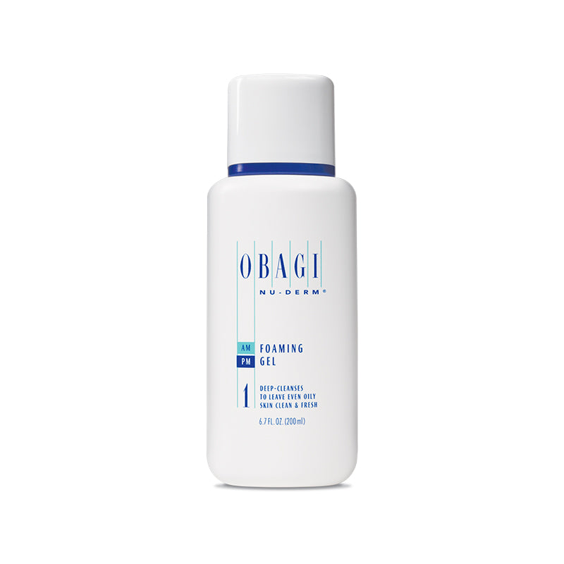 OBAGI NU DERM FOAMING GEL 200 ML