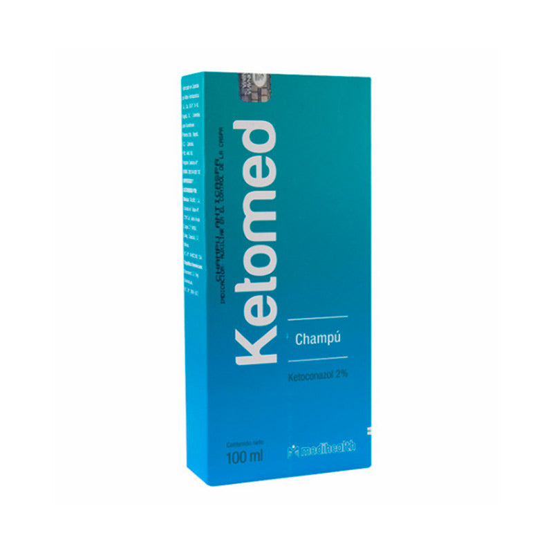 KETOMED SHAMPOO