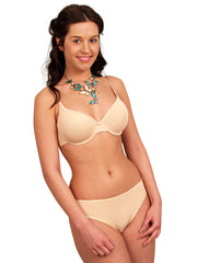 Underwired Padded Bra Andi with seamless cups