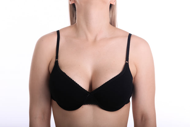 Underwired, Padded Bra Jela with lace