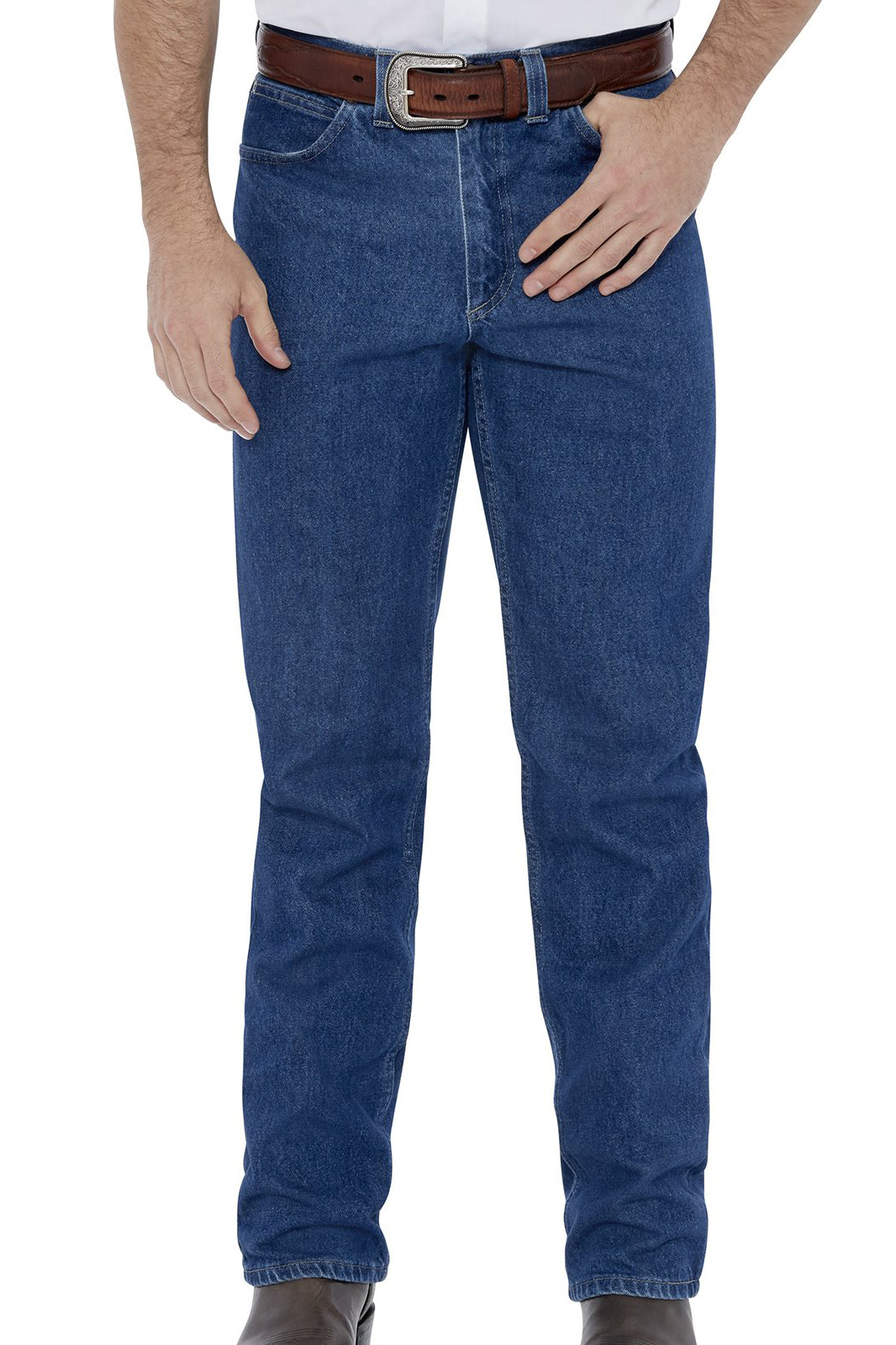 5 Pocket Made In USA Denim Jean | Ely Cattleman