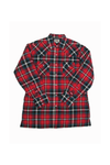Long Sleeve Quilted Flannel
