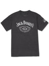 Men's Short Sleeve Jack Daniel's Cartouche T-Shirt | Ely Cattleman