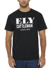 Men's Short Sleeve Logo Tee | Ely Cattleman