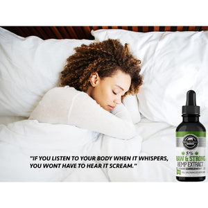 cbd hemp oil for pain relief hight strength