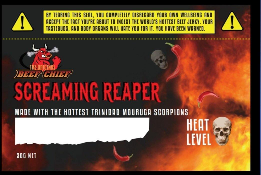 Screaming Reaper - Original Beef Chief