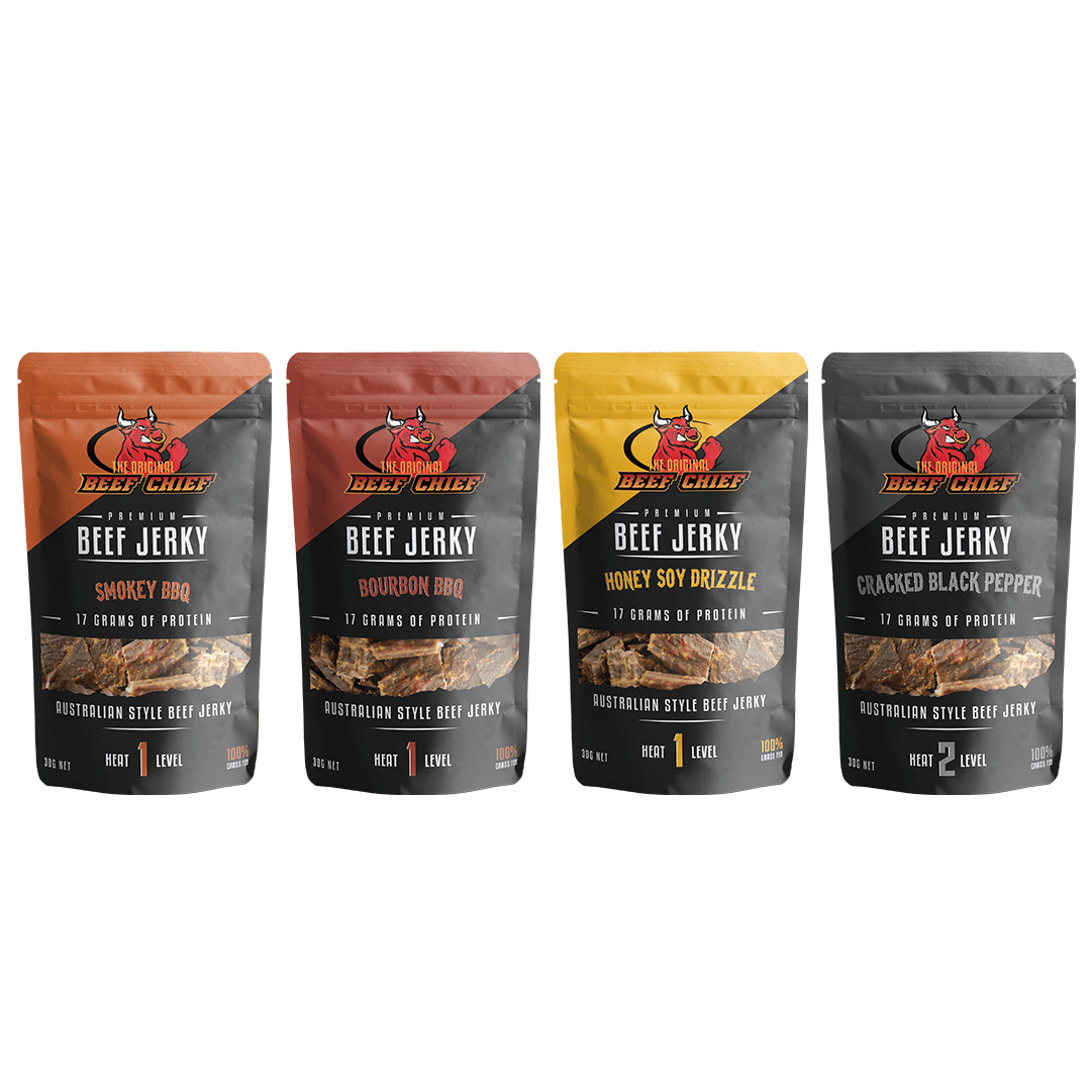 MILD VARIETY PACK - Original Beef Chief