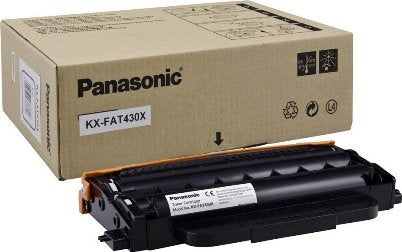 TONER PANASONIC BLACK KX-FAT430X (04159)