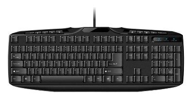 KEYBOARD OMEGA GR BLACK USB (03045)