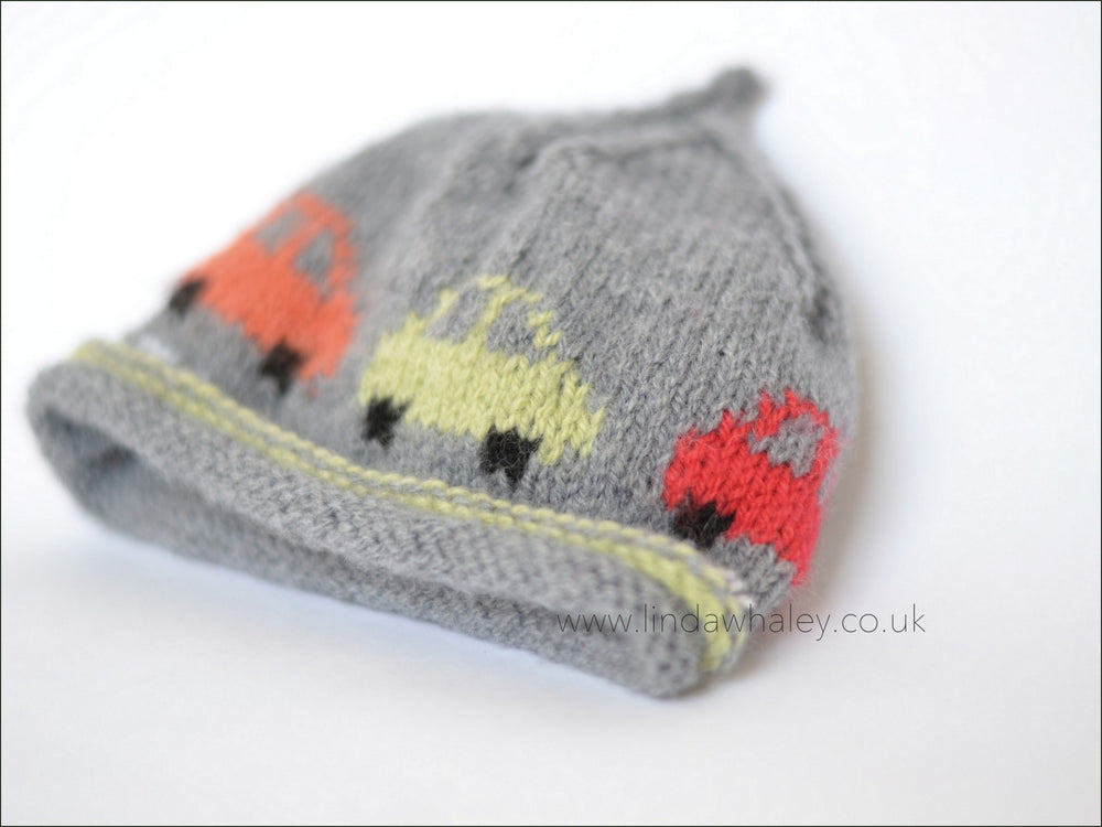 LITTLE CARS BEANIE