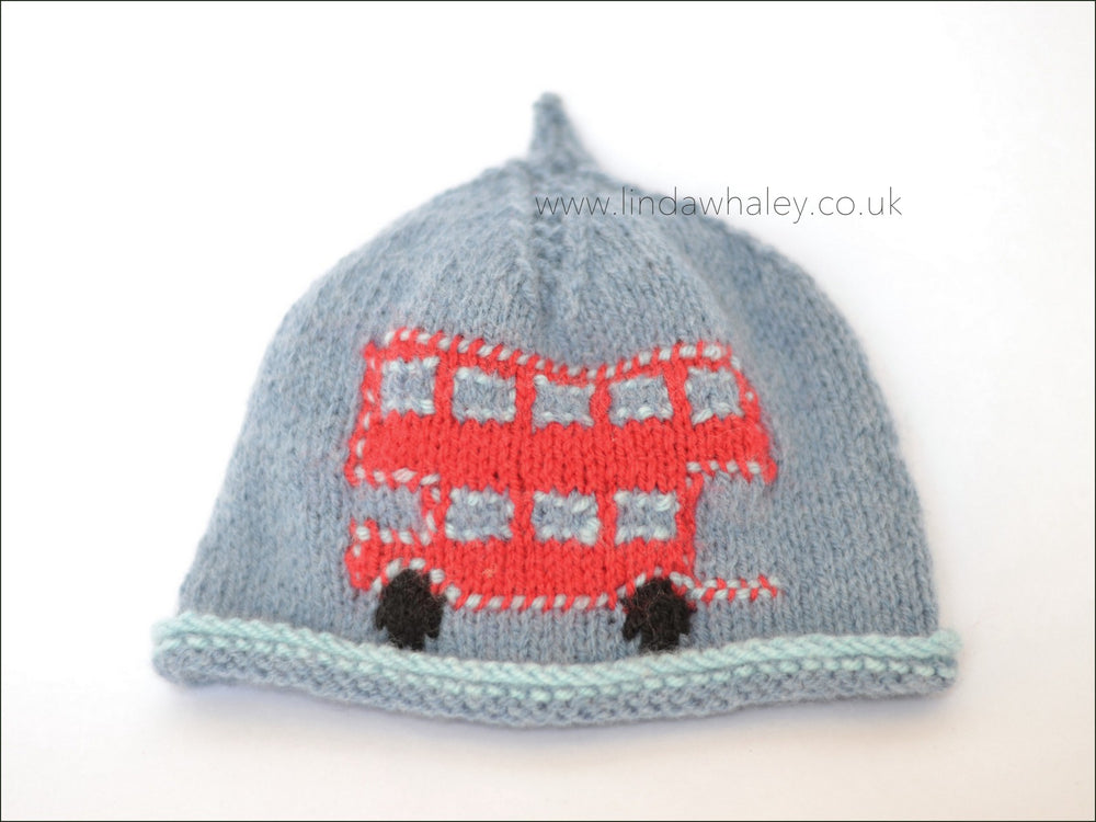 LITTLE RED BUS BEANIE