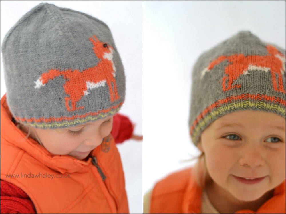 MR FOX HAT