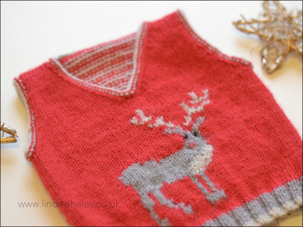 LITTLE REINDEER TANK