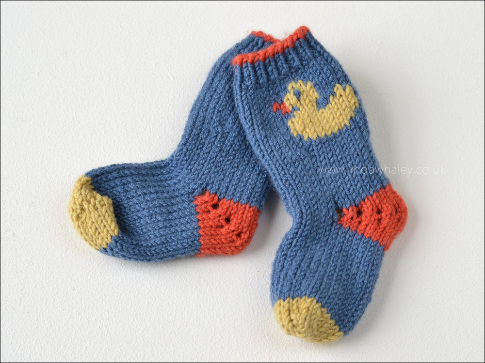 LITTLE DUCKLING SOCKS