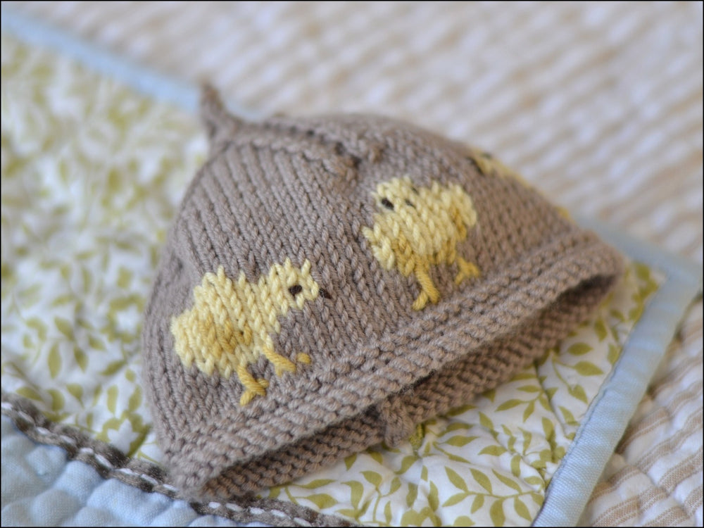 LITTLE CHICK BEANIE