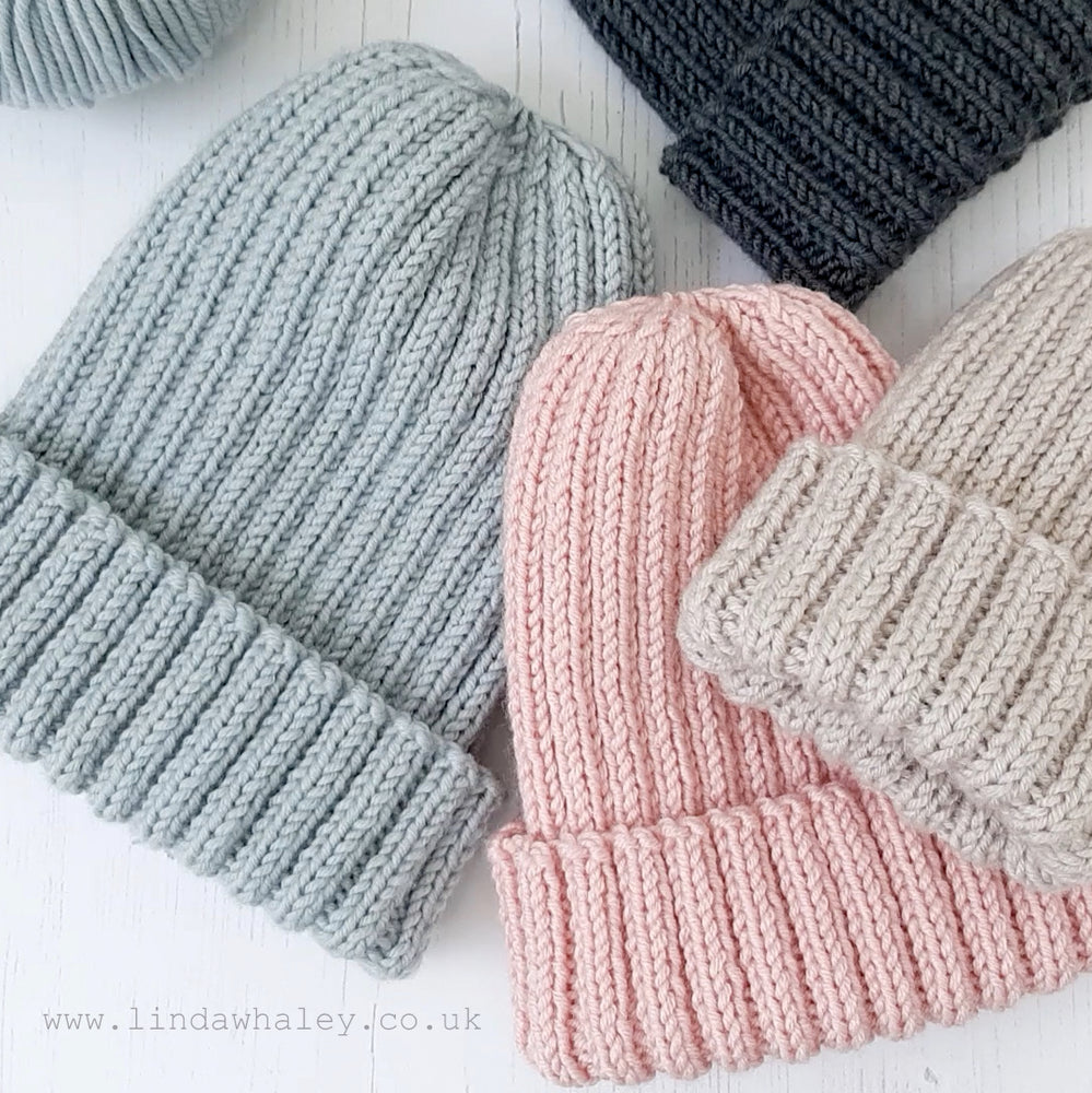 MIKKI SIMPLE RIB HAT