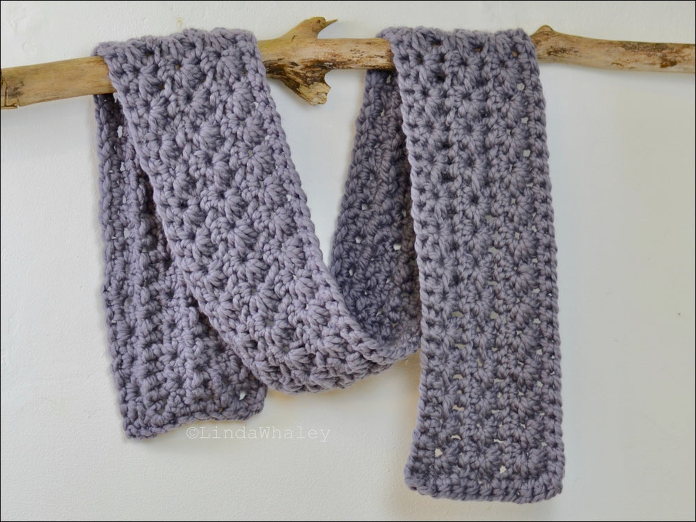 SIGMA SUPER CHUNKY ADULT SCARF