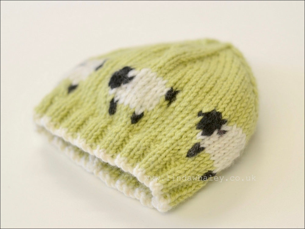 LITTLE BAA BAA RIB HAT