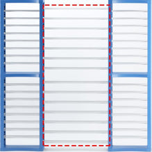 Load image into Gallery viewer, 14-pack of Extra Wide Shelves (67.5 cm)