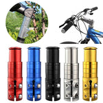 New Arrival Aluminum Alloy Bicycle Stem Increased Control Tube