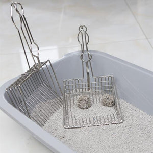2019 NEW! Metal Cat Litter Scoop