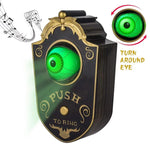 Animated Eyeball Doorbell With Spooky Sound