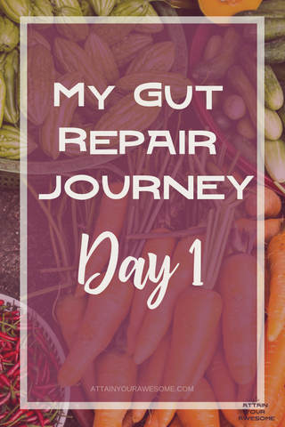 My gut repair journey Day 1. I really hope to figure out if I have #candida, eczema or whatever! Something so I can solve my issues once and for all. Come along on my Candida and gut health journey!