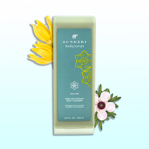 Neem and Manuka Body Cleanser