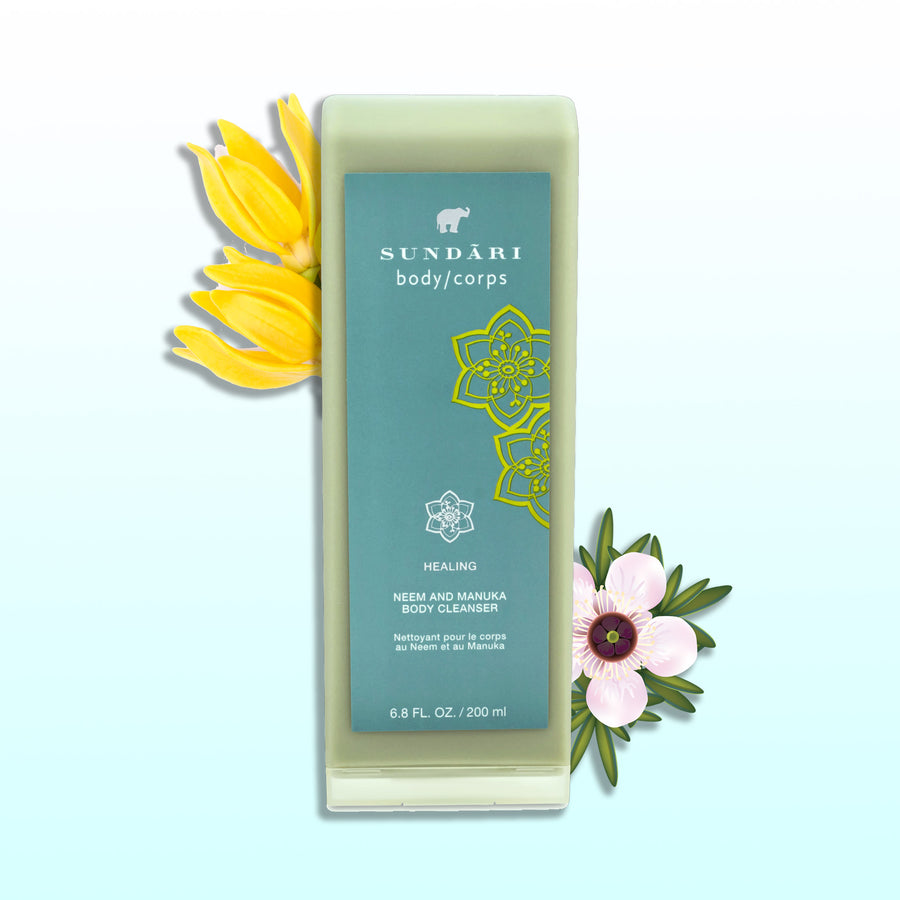 Neem and Manuka Body Cleanser - SUNDARI