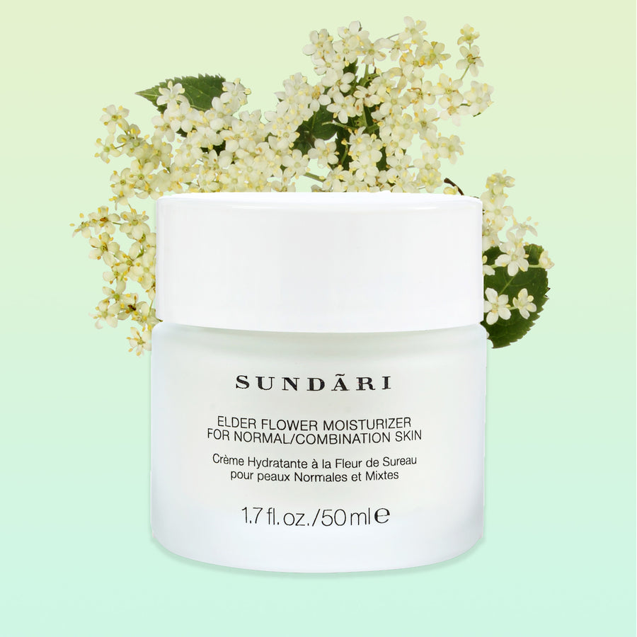 Elderflower Moisturizer